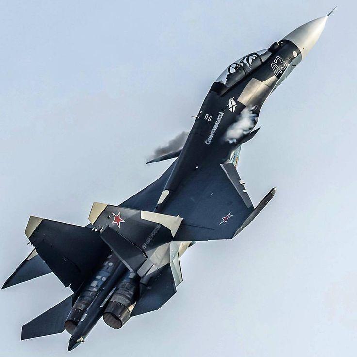 "Russian Navy Sukhoi Su-30SM ""Flanker-H"""