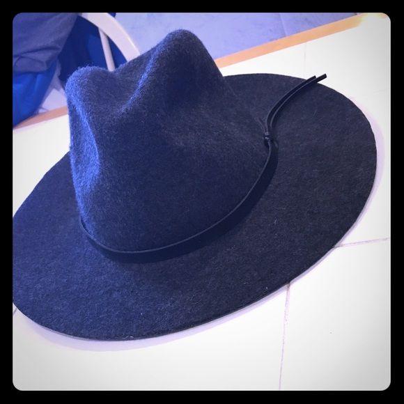 Anthropology rancher hat! Felt Rancher hat from anthropologie! Never worn! Anthropologie Accessories Hats