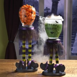 Paint and Glue: Make Witches Candle Cauldrons | Craft Ideas, Crafts, DIY How To - Craft Ideas Weekly