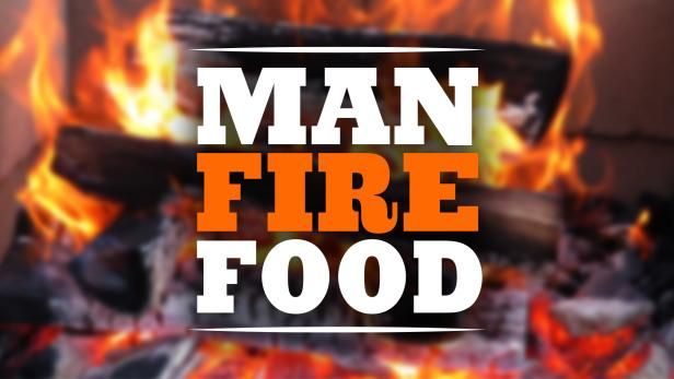 Man Fire Food features the inventive ways Americans cook with fire. From small campfires to creative custom-made grills and smokers, we visit home cooks, pitmasters, and chefs who are fascinated by fire and food. The smoke signals take host Roger Mooking across the country, including the American South for different styles of regional barbecue, the Pacific Northwest for a tribal salmon bake, and New England for a unique seafood feast. Man Fire Food celebrates the passion for building and…