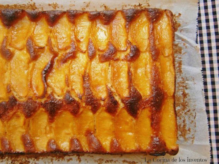 Coca de Yogur y Manzana | Comparterecetas.com