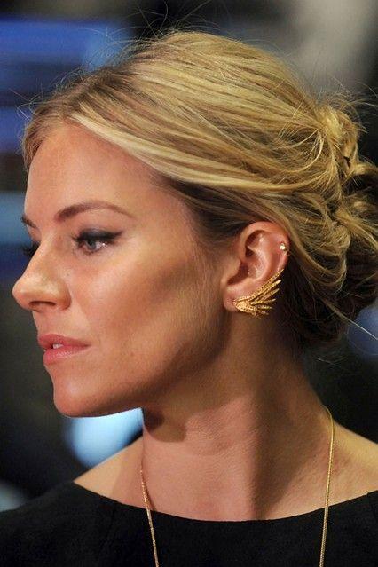 Sienna Miller style: Sienna Miller hairstyles: Sienna Miller trends