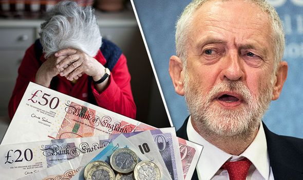 General Election 2017: State pension could be cut by 800 a year under Labour policy