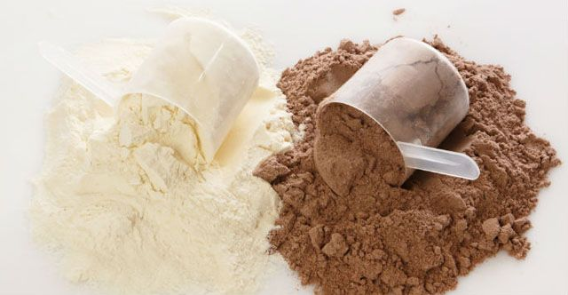 suplementos ricos em proteinas para ganhar massa muscular