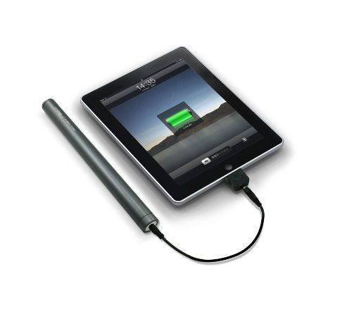 MiPow Power Tube 6600 - External Portable Battery / Charger for iPad / iPad 2 / Samsung Galaxy Tab / HTC / BlackBerry / Motorola / Nokia / other mobile phones / tablets / PSP / Nintendo DS series (Gray) Charge your Apple iPad / iPad 2 / iPhone / samsung Galaxy Tab / other mobile devices on the go. Included 10 TIPS of iPad / iPhone / iPod, Blackberry, HTC, Motorola, LG, Sony Ericsson, Samsung, Sams... #MiPow #Wireless