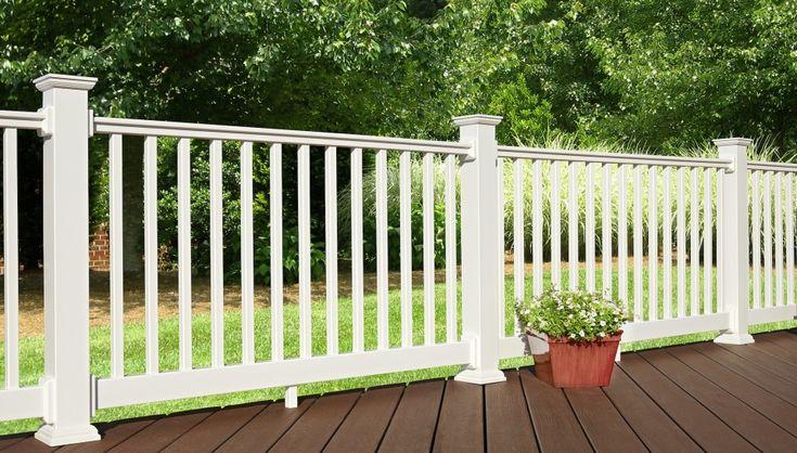 Lowe S Instant Deck : Best images about fiberon railing on pinterest shops