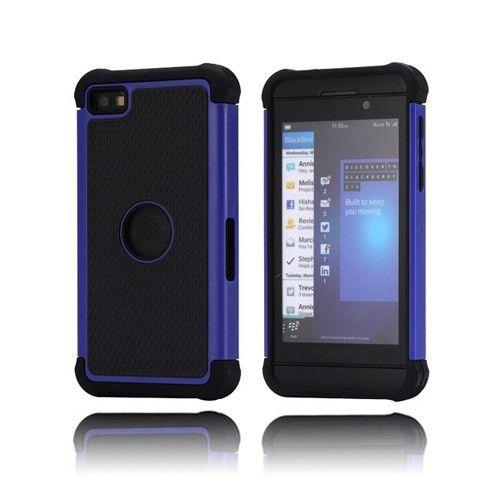 Expedition (Blå) Blackberry Z10 Cover