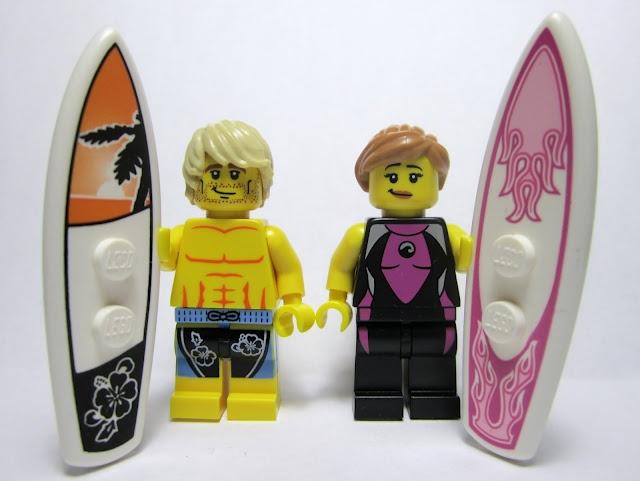 The Brick Brown Fox: Lego Minifigures