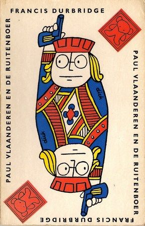 Paul Temple, Cover by Dick Bruna