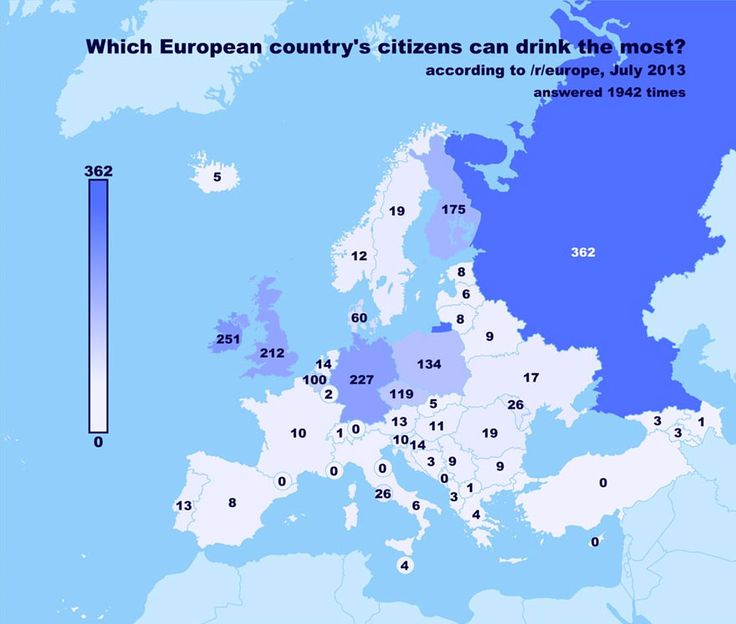 curiousmap which european countrys citizens can drink the