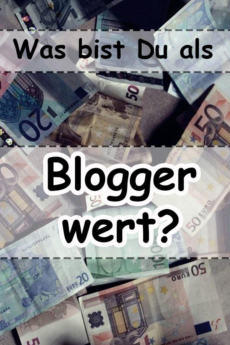 was-bist-du-als-blogger-wert-tipps - Fashion