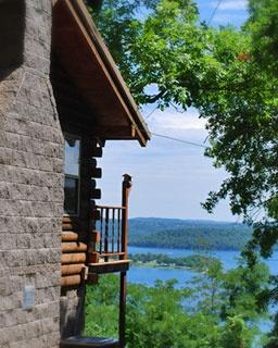 Eureka Springs Cabins at Sugar Ridge Resort