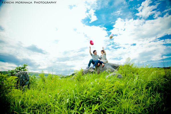 ロケハン+エンゲージメントフォト+大雨=晴れ - ○○しゃしんのじかん http://blog.goo.ne.jp/moriken_photo/