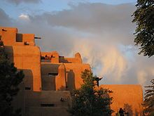 """""""Santa Fe (Tewa: Ogha Po'oge, Navajo: Yootó) is the capital of the U.S. state of New Mexico. It is the fourth-largest city in the state and is the seat of Santa Fe County."""""""