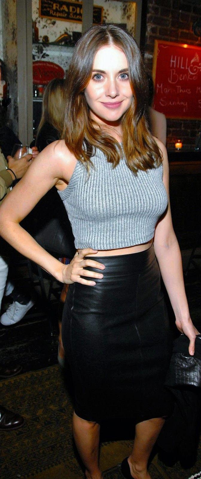 Alison brie hot esquire