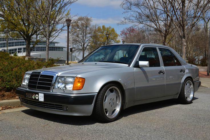 133 Best Mercedes E 500 W124 Images On Pinterest