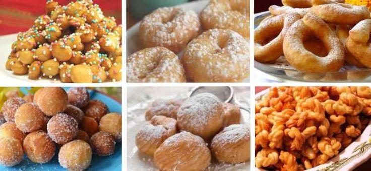 Dolci carnevaleschi: Carnival Sweets