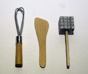 How To Create Tiny Cooking Utensils