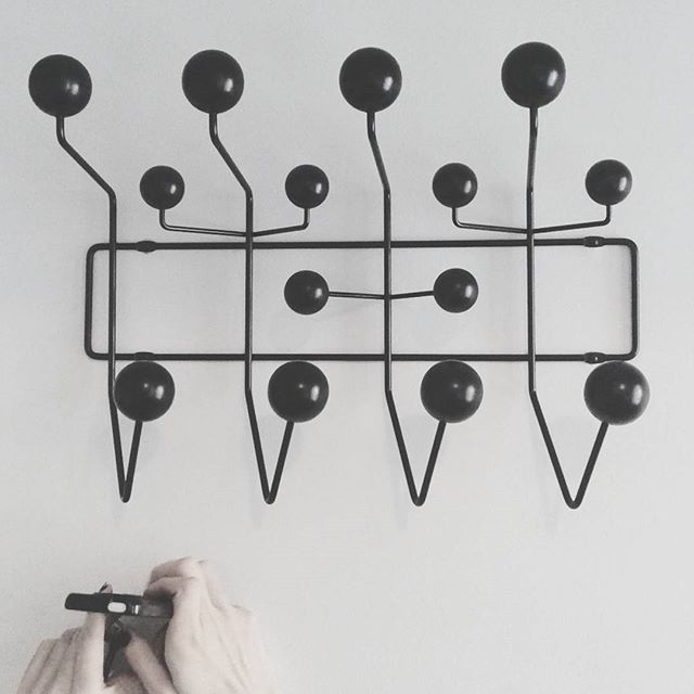 68 Best Images About Eames Hang It All On Pinterest