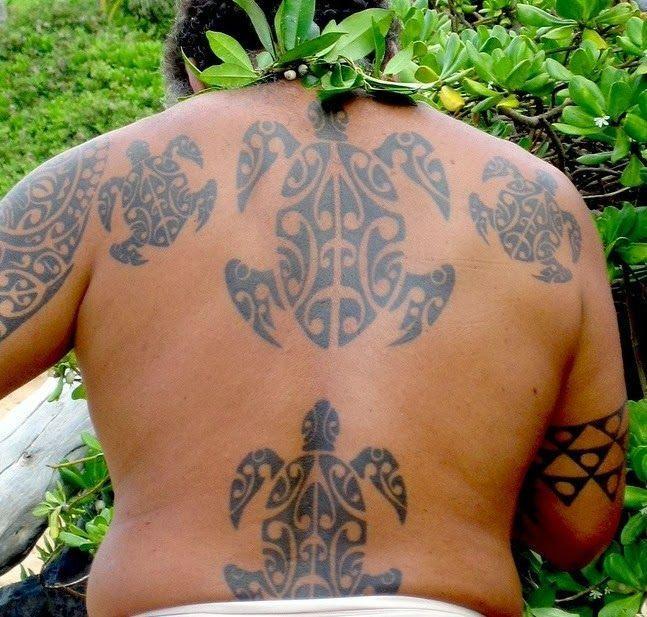 27 Hawaiian Tattoo Ideas Designs: Best 25+ Hawaiian Tribal Tattoos Ideas On Pinterest