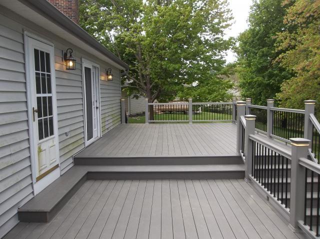 60 best images about deck 2016 on pinterest outdoor for Grey decking garden ideas