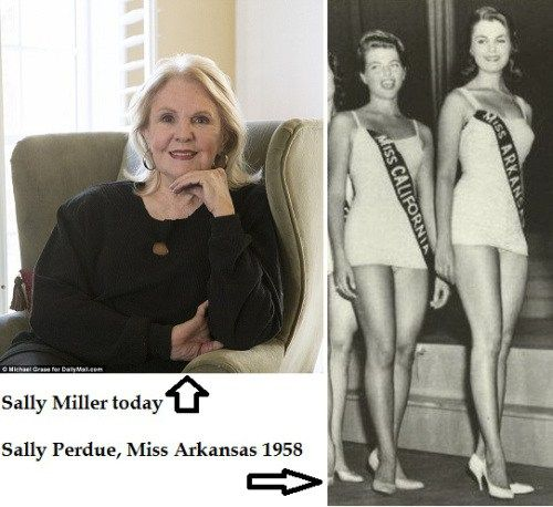 Former Miss Arkansas: Hillary Clinton is a lesbian; Bill wore my frilly nighty