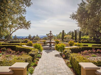 Regale Winery and Vineyards Los Gatos California