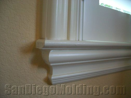 San Diego Molding Window Casing