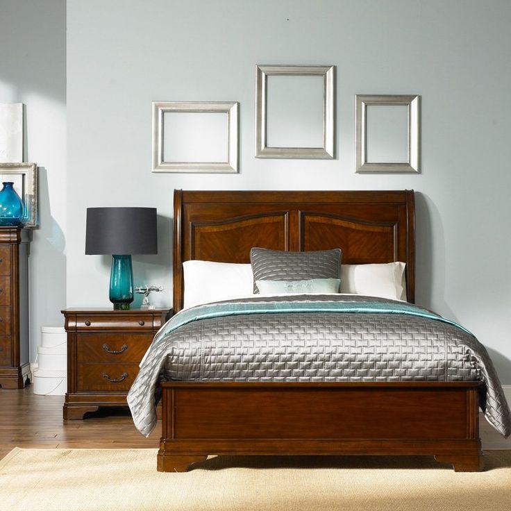 Liberty Furniture Alexandria Panel Bed Set Lfi1015