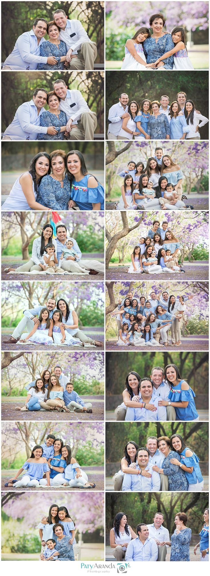 Sesión de fotos familia en León, Gto.