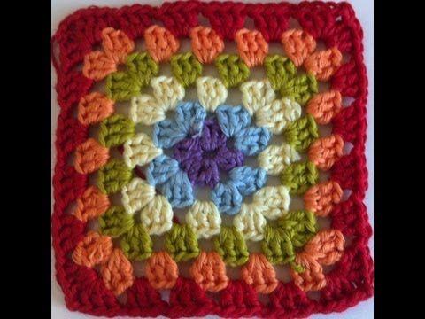 Como hacer 8 Puntos Basicos de Crochet Trapillo Curso de Crochet XXL Ganchillo Pintura Facil - YouTube