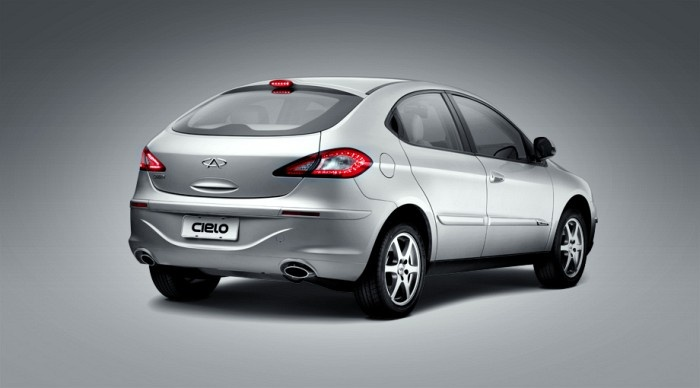 carro novo: Chery Cielo 2013