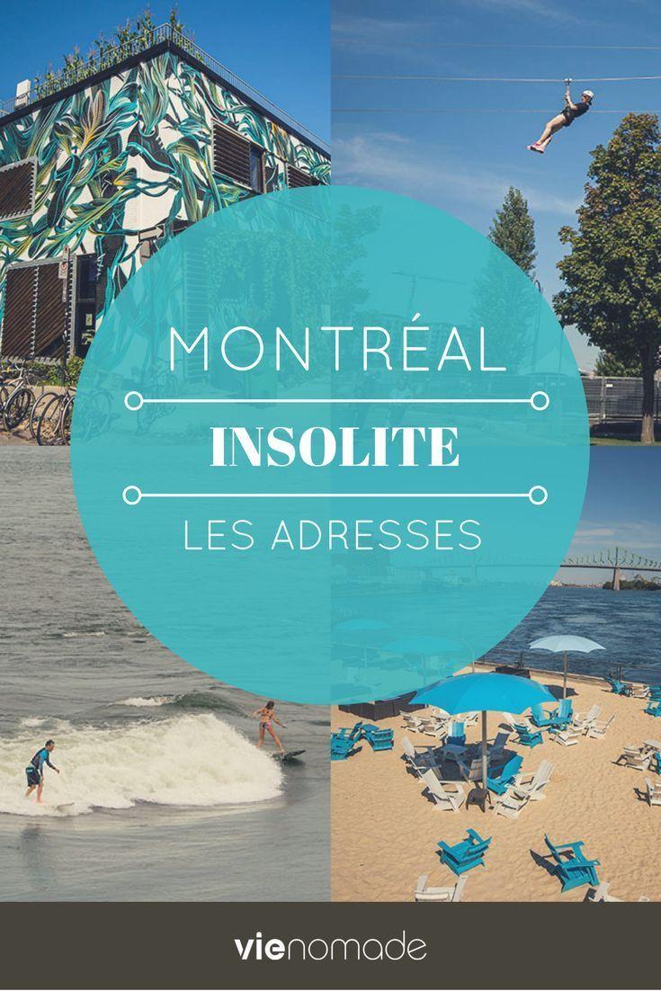 Montréal: un petit guide de l'insolite. En ville, j'aime découvrir les choses inhabituelles, celles qui vous font hausser un sourcil, celles qui vous font exploser de rire, ou encore celles qui vous maintiennent (pour au moins quelques secondes!) dans un état d'exaltation visuelle. C'est dans cet était d'esprit, à l'affût d'insolite, que je me suis rendue à Montréal. Et voici le résultat de ma chasse!