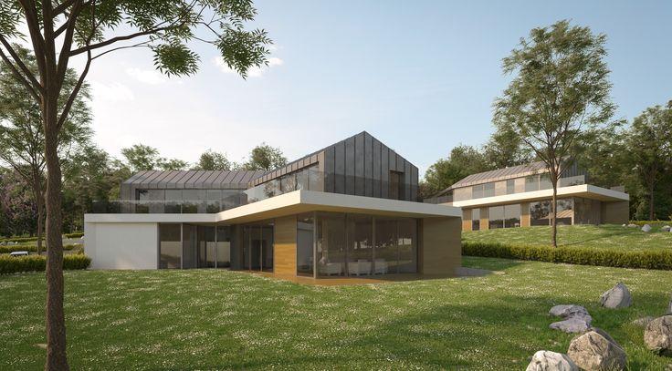 @Archidea modern houses