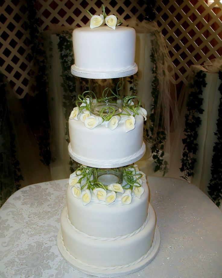 5 separate wedding cakes 17 best images about wedding cake gallery on 10450