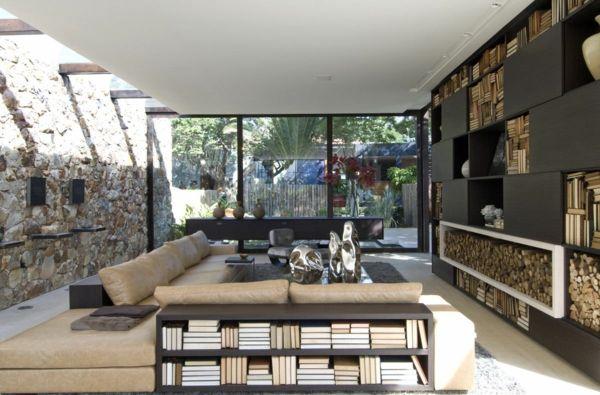 die besten 25 b cherregale rund ums kamin ideen auf. Black Bedroom Furniture Sets. Home Design Ideas
