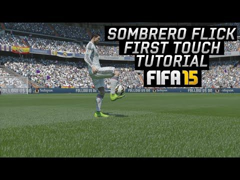 """http://www.fifa-planet.com/fifa-17-tutorials/fifa-15-sombrero-flick-first-touch-skill-tutorial-h2h-fut-guide-tips-tricks/ - FIFA 15 Sombrero Flick First Touch Skill Tutorial - H2H / FUT Guide - Tips & Tricks  FIFA 15 Tutorials & Tips – Effective First Touch Skill Move Tutorial – Sombrero Flick Combinations ►Buy Cheap & Safe FIFA 16 COINS – http://www.fifacoin.com/?aff=1800 – Discount Code """"Krasi"""" for 15% OFF ►Cheap Game Codes"""