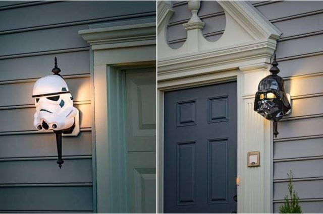 Star Wars Porch Light Covers Porch Light Covers Porch Lighting Veranda