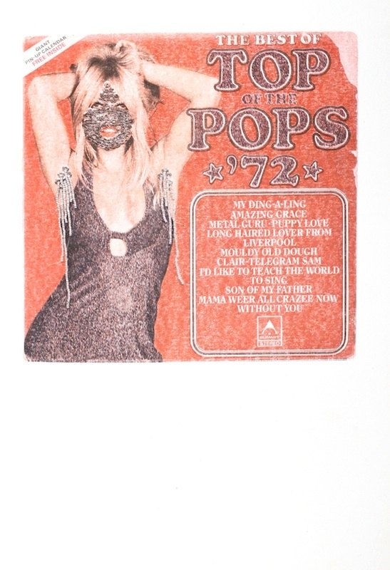 Kill Your Idols Top of the Pops '72 by Sarah Contos by Rizzeria, $13.00