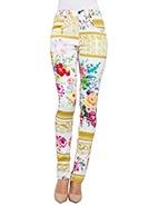 Romance Was Born Printed Denim Jean  #davidjones #romancewasborn #denim #jeans #print #floral #djsdenim #romance #fashion