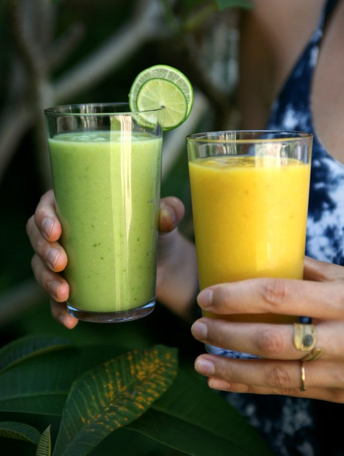 Tropical Groove Smoothies | My New Roots