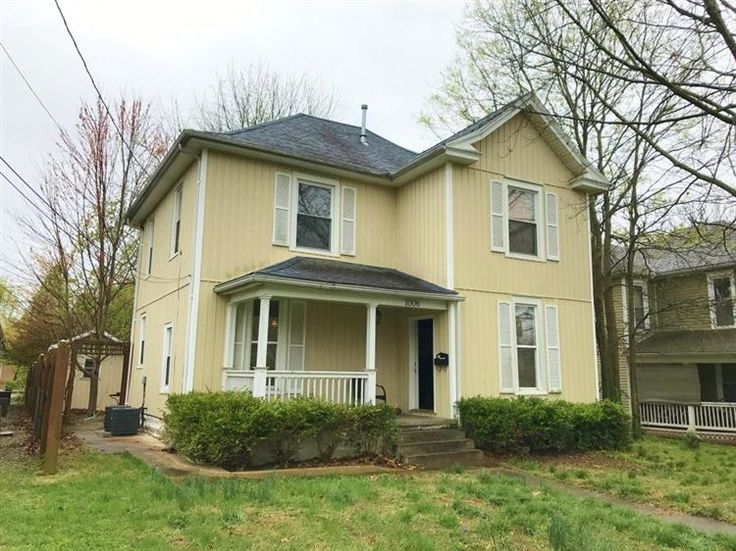 Victorian House For Sale in Springfield, Missouri! Call Dustin Rich Today at 417-827-6503 For More Info!
