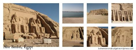Weekend Postcard #AbuSimbel #Egypt #MiddleEast #travel #bucketlist