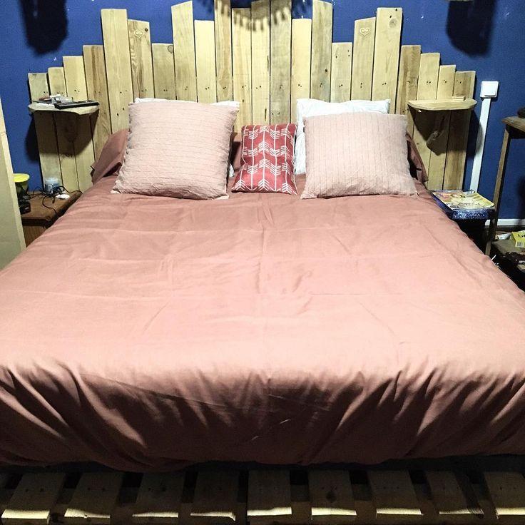 [New] The 10 Best Home Decor (with Pictures) –  My bedroom  Tête de lit en bois…