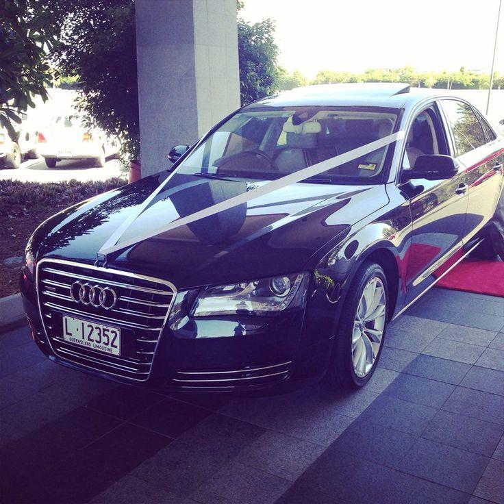 Luxury Audi A8 L Saloon