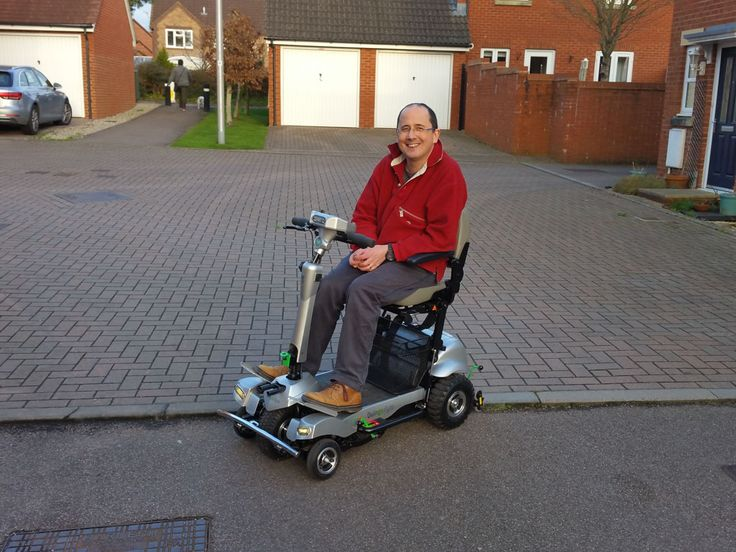 Mr Carne loved the Flyte mobility scooter which Quingo is perfect for you? Get a home test drive here http://contact.quingoscooters.com/social-mobility-scooters/