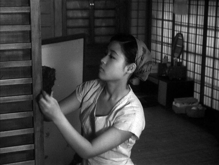 Ayako Wakao, 1953