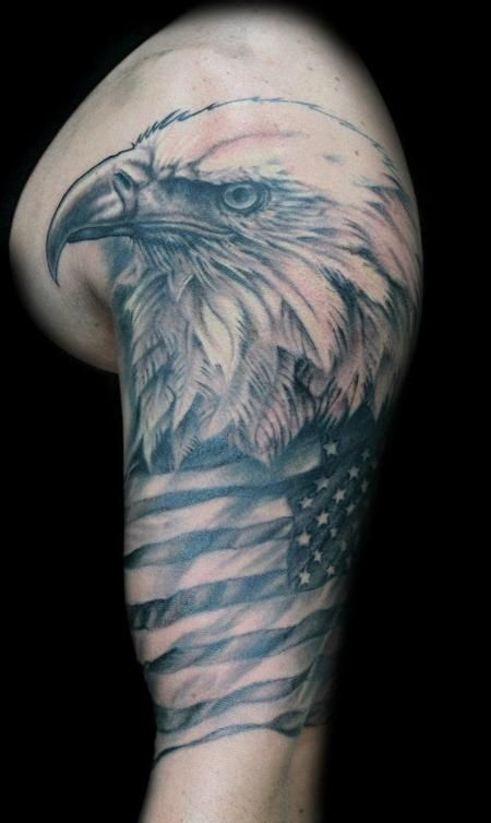 722 best images about black and gray tattoos on pinterest for Black eagle tattoo shop