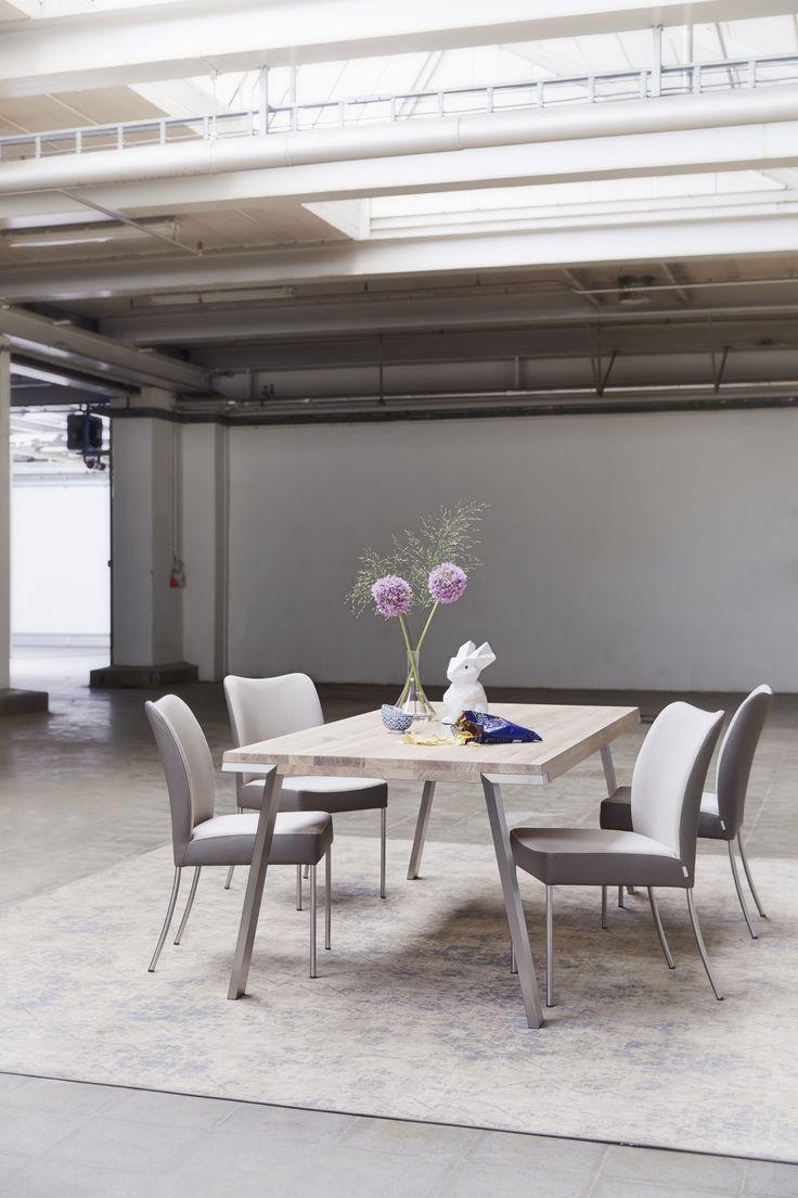 Bert Plantagie | Table | Seven | Chair | Duo #Kokwooncenter #department #design #Naturel #color #201605