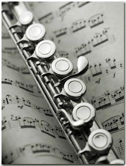1000 images about musique notes de musique for Housse flute traversiere
